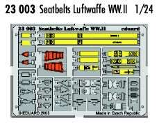 Eduard 1/24 WWII Luftwaffe Seatbelts