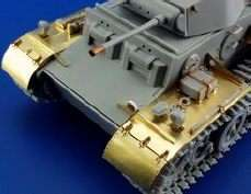 Eduard 1/35 Pz.Kpfw.IIJ Photo-Etch Detail Set