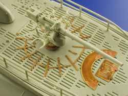 Eduard 1/72 U-boat VIIC Detail Photo-Etch Set