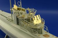 Eduard 1/72 U-boat VIIC/41 Detail Photo-Etch Set
