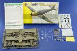 Eduard 1/32 Messerschmitt Bf 109E Over the Balkan Peninsula