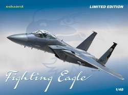 Eduard 1/48 Fighting Eagle F-15A/C Limited Edition