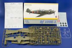 Eduard 1/32 Messerschmitt Bf 109E-1 Weekend Edition