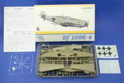 Eduard 1/32 Messerschmitt Bf 109E-4 Weekend Edition