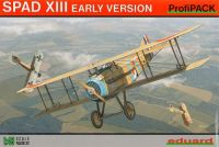 "Eduard 1/48 Spad XIII ""Early Version"" ProfiPACK"