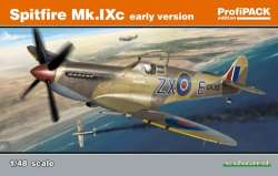 Eduard 1/48 Spitfire Mk.IXc Early Version ProfiPACK