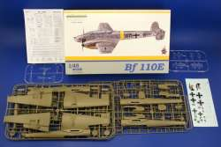 Eduard 1/48 Messerschmitt Bf 110E Weekend Edition