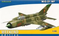 Eduard 1/48 MiG-21MF Weekend Edition