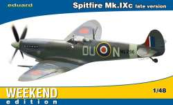 Eduard 1/48 Spitfire Mk.IXc Late Version