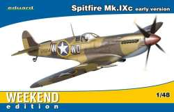 Eduard 1/48 Spitfire Mk.IXc Early Version