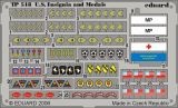 Eduard 1/35 US Insignia and Medals WWII Photo-Etch Set