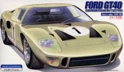"Fujimi 1/24 Ford GT40 Mk.I ""Alan Mann Racing"""