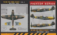 Maketar 1/32 Messerschmitt Bf 109F JG.3 Paint Masks