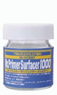 Gunze Sangyo (Mr Hobby) Mr Primer Surfacer 1000