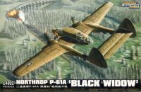 Great Wall Hobby 1/48 Northrop P-61A Black Widow