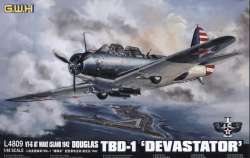 "Great Wall Hobby 1/48 TBD-1 Devastator ""VT-6 at Wake Island 1942"""