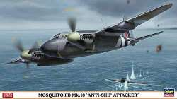 "Hasegawa 1/72 Mosquito FB Mk.18 ""Anti-Ship Attacker"""