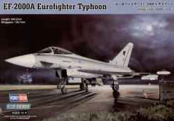 Hobby Boss 1/72 EF-2000A Eurofighter Typhoon