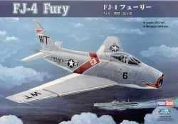 Hobby Boss 1/48 FJ-4 Fury