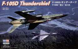 Hobby Boss 1/48 F-105D Thunderchief