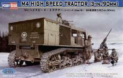Hobby Boss 1/35 M4 High Speed Tractor (3in/90mm)