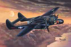 Hobby Boss 1/32 P-61B Black Widow