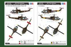Hobby Boss 1/48 Bell UH-1C Huey Helicopter