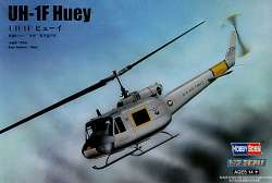 Hobby Boss 1/72 UH-1F Huey Helicopter