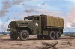 Hobby Boss 1/35 US White 666 Cargo Truck (Hard Top)