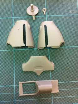 FMP 1/32 Hurricane Correction Set for PCM Kit