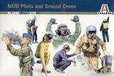 Italeri 1/72 NATO Pilots and Ground Crews
