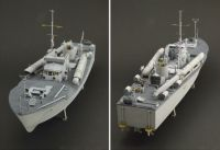 Italeri 1/35 Vosper MTB Royal Navy