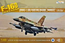 "Kinetic 1/48 F-16D Fighting Falcon ""Brakeet"" Israeli Air Force"