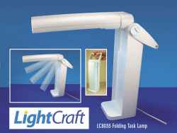 LightCraft Portable Folding Task Lamp