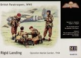 "Master Box 1/35 British Paratroopers ""Operation Market Garden"" Set 2"