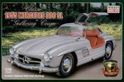 Minicraft 1/16 Classic 1955 Mercedes 300 SL Gullwing Coupe