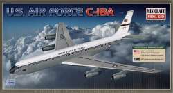 Minicraft 1/144 US Air Force C-18A/Boeing 707 NATO
