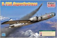 Minicraft 1/144 Boeing B-29A Superfortress