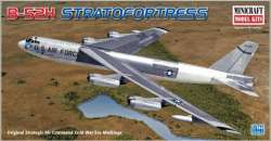 Minicraft 1/144 Boeing B-52H Stratofortress Strategic Air Command