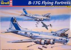 Revell-Monogram 1/48 B-17G Flying Fortress