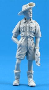 MasterCasters 1/32 RAAF/Commonwealth Pilot in Tropical Gear