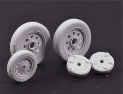 MasterCasters 1/32 E.E. Lightning Wheels Early Type