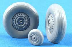MasterCasters 1/48 Wellington Weighted Wheels