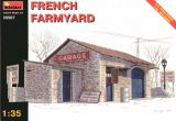 MiniArt 1/35 French Farmyard