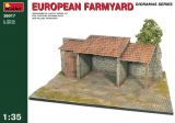 MiniArt 1/35 European Farmyard