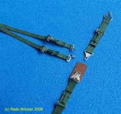 Radu Brinzan 1/32 USAF/USN Seatbelts (Green)