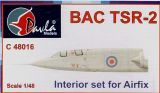 Pavla Models 1/48 BAC TSR-2 Interior Set