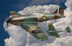 "Pacific Coast Models 1/32 Hawker Hurricane Mk.I ""Battle of Britain"""