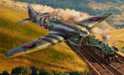 Pacific Coast Models 1/32 Hawker Tempest Mk.Vc