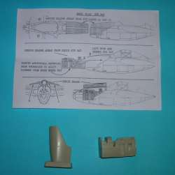 Paragon Designs 1/48 P-38 Lightning Open Gun Bay